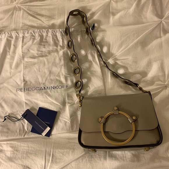 Rebecca Minkoff Handbags - REDUCED! Rebecca Minkoff Ring Shoulder Bag